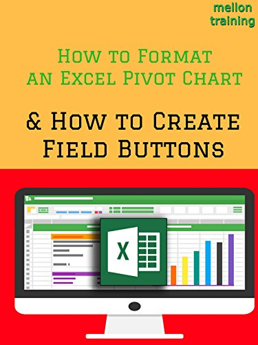 How to Format an Excel Pivot Chart & How to Create Field Buttons