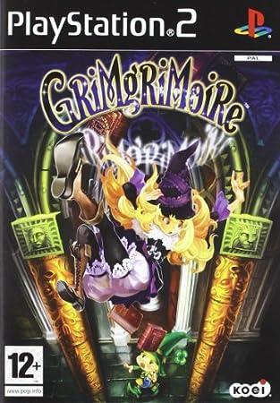 Grim Grimoire [Importación italiana]