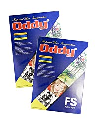 Oddy 95 GSM Tracing Butter Paper 100 Sheets