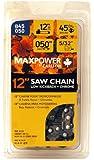 MaxPower 336528 Chainsaw Chain, 12-Inch
