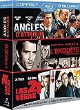 Image de Coffret Action 3 Blu-ray : Angles d'attaque / L'enquête / Las vegas 21