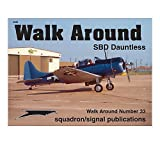 Image of Douglas SBD Dauntless - Walk Around No. 33