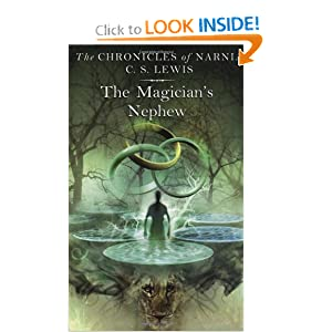Amazon.com: The Magician's Nephew (The Chronicles of Narnia ...