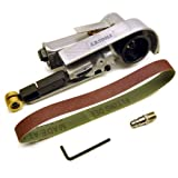20mm air finger belt sander and belts / power file detail sander U.S.PRO AT529