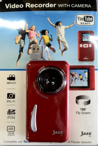 jazz-red-z5-video-recorder-with-camera-color-lcd-you-tube-ready-facebook-flickr-and-myspace