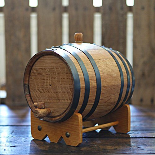 3-liter-American-Oak-Barrel-Handcrafted-using-American-White-Oak-Age-your-own-Whiskey-Beer-Wine-Bourbon-Tequila-Hot-Sauce-More