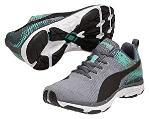 Puma Mobium Ride, Chaussures de running homme - Gris (Tradewinds/Pool Green/Black), 40 EU (6.5 UK)