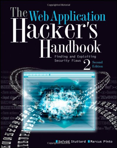 The Web Application Hacker's Handbook: Finding