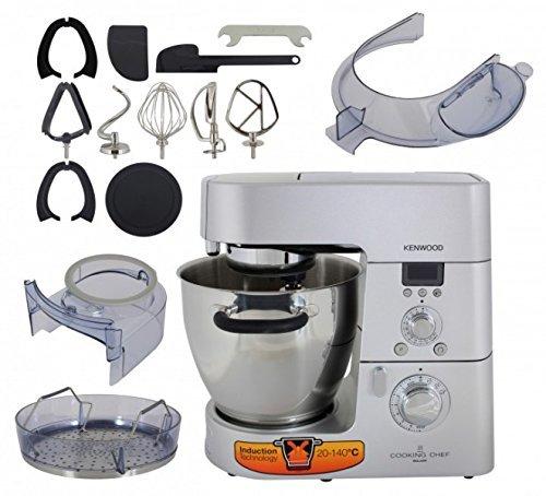 Kenwood cooking chef km094 robot de cocina por inducci n - Robot de cocina lidl opiniones ...