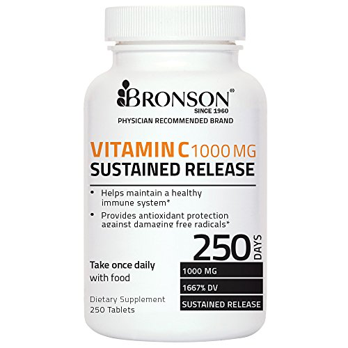 bronson-labs-vitamin-c-1000-mg-sustained-slow-release-250-tablets