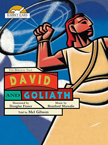 David and Goliath, Told by Mel Gibson with Music by Branford Marsalis