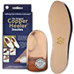 FREE Leather Insole ARTHRITIS COPPER...