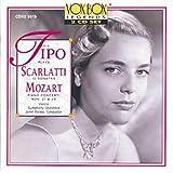 Maria Tipo joue Scarlatti et Mozart