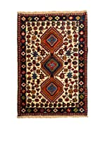 CarpeTrade Alfombra Persian Yalameh (Multicolor)