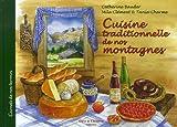 echange, troc Catherine Bauder - Cuisine traditionnelle de nos montagnes