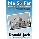 Me So Far (The Bandy Papers)by Donald Jack