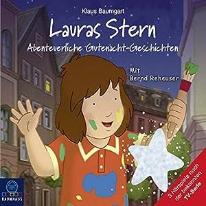 Abenteuerliche Gutenacht-Geschichten (Lauras Stern 11) Hörspiel