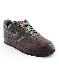 Nike Air Force 1 Sprm '07 (Natt) Men Leather Basketball Shoe