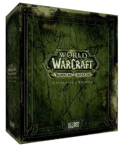 World of Warcraft: The Burning Crusade Expansion Pack - Collectors Edition (PC/Mac)