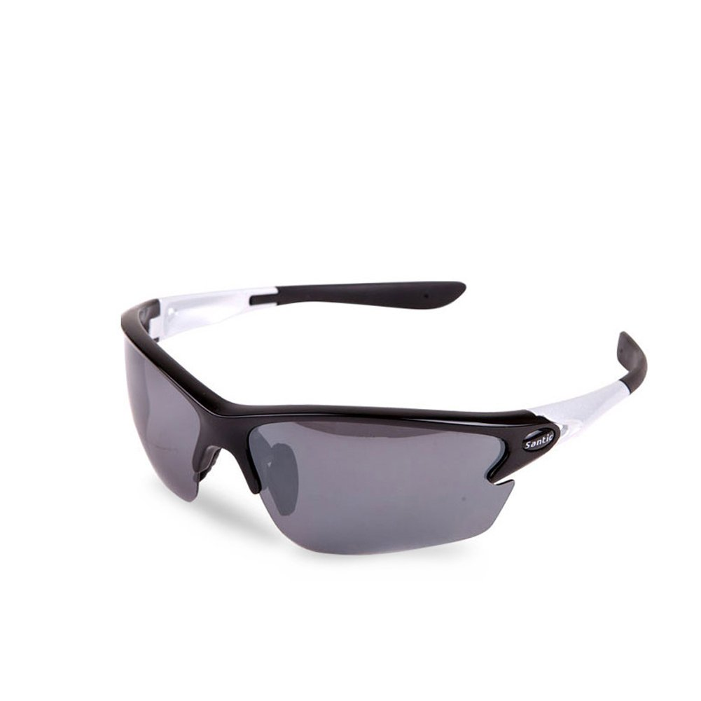 Santic Cycling Men Women Polished Polarizer Anti UV Sun Glasses with Exchangeable клемма tridonic sdk 3p