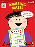 img - for Amazing Mazes Stick Kids Workbook, Grade K (Stick Kids Workbooks) book / textbook / text book