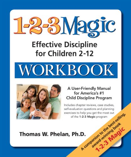 1-2-3 Magic Workbook: Effective Discipline for Children 2-12 (Magic 1 2 3 compare prices)