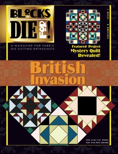 Blocks to Die For!: British Invasion