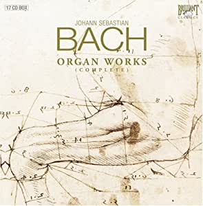 Bach: Organ Works Complete