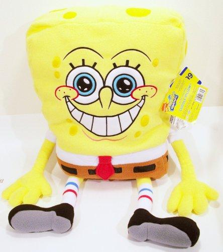 Nick Jr Spongebob Squarepants Jumbo Cuddle Plush Pillow