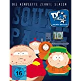 "South Park: Die komplette zehnte Season (Collector's Edition) [3 DVDs]von ""Trey Parker"""