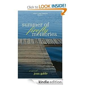 Summer of Firefly Memories (Loon Lake Series)