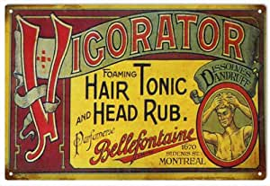 Nostalgic Vigorator Hair Tonic Bellefontaine