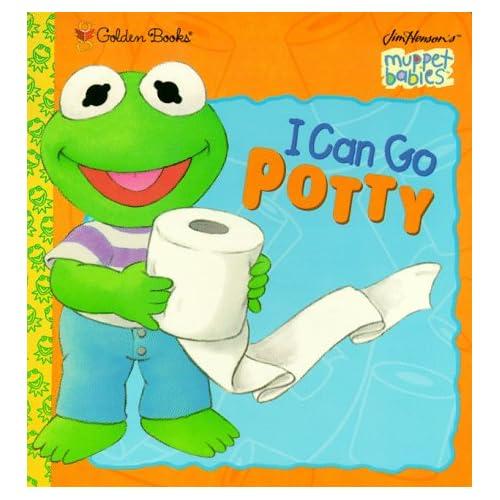 Can Go Potty: Bonnie Worth, David Prebenna: 9780307134653: Amazon