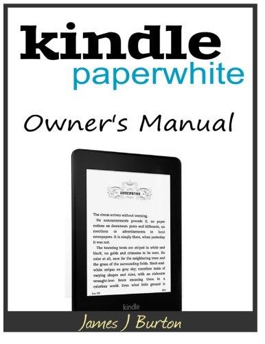 Amazon kindle manual