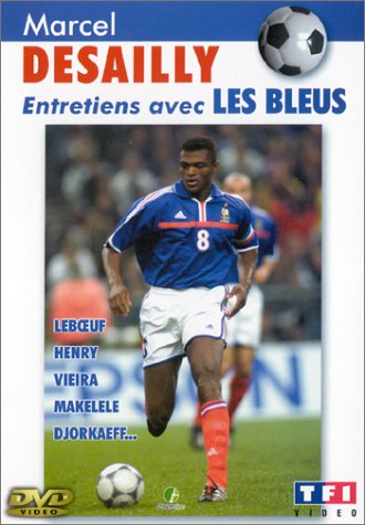 Marcel desailly;entretien avec les bleus [Edizione: Francia]