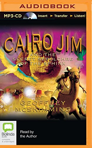 Cairo Jim and the Secret Sepulchre of the Sphinx PDF