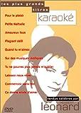 echange, troc Karaoké Mono Artiste : Herbert Leonard