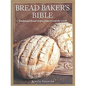 Bread Baker's Bible - Jennie Shapter