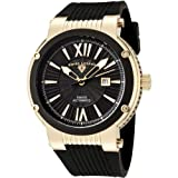 Swiss Watches:Swiss Legend Men's 10006A-YG-01-BB Legato Cirque Automatic Collection Watch with Winder