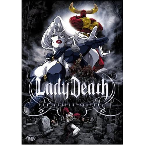 Lady Death preview 0