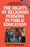 The Rights of Religious Persons in Public Education