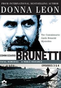 Donna Leon's Commissario Guido Brunetti - 3 & 4 [Import]