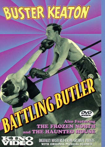 Battling Butler [1926] (Region 1) [DVD] [US Import]
