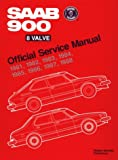 Bentley Publishers Saab 900 8 Valve Official Service Manual 1981-1988