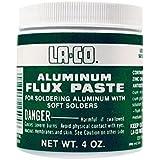 LA-CO Aluminum Flux Paste