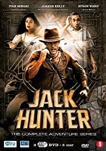 Jack Hunter - Complete Adventure Series (Jack Hunter and the Lost Treasure of Ugarit / Jack Hunter and the Quest for Akhenaten's Tomb / Jack Hunter and the Star of Heaven) [Region 2]