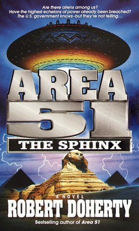 Image for Area 51: The Sphinx (Area 51 (Paperback))