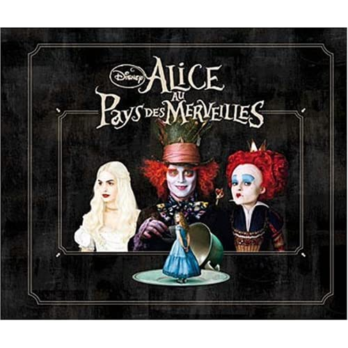 Alice au pays des Merveilles - Livres 51PHB6OUM%2BL._SS500_