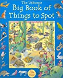 The Usborne Big Book of Things to Spot (Usborne 1001 Things to Spot) Ruth Brocklehurst