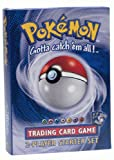 51PHBTX31FL. SL160  POKEMON TRADING CARD GAME 2 PLAYER STARTER SET